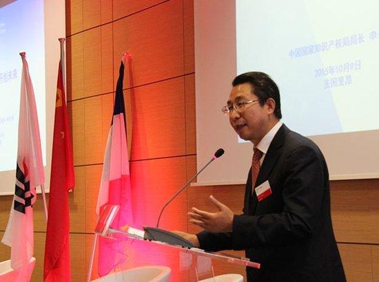 """中国 合作/""""在中国专利事业开创初期,正是来自欧洲专利局同仁们的无私..."""